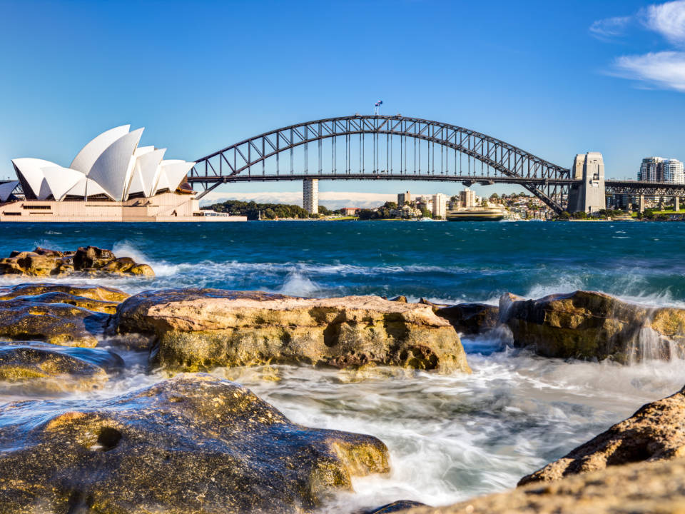 Australia: Sydney, Rock & Reef Presented By Southern World