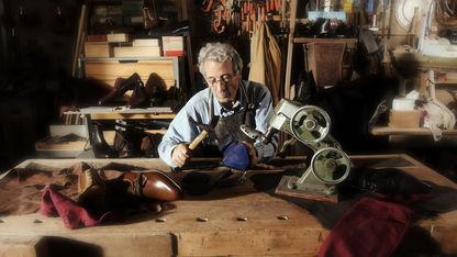 Italy shoemaker shutterstock 349220420