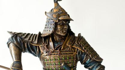 Japan samurai sword