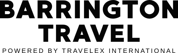 Logo dark barrington travel