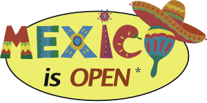 Mexico is open